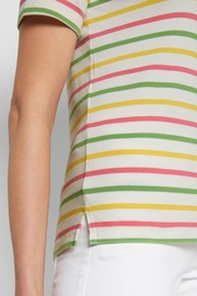 Tom Tailor Colorful T-Shirt With Stripes - Other