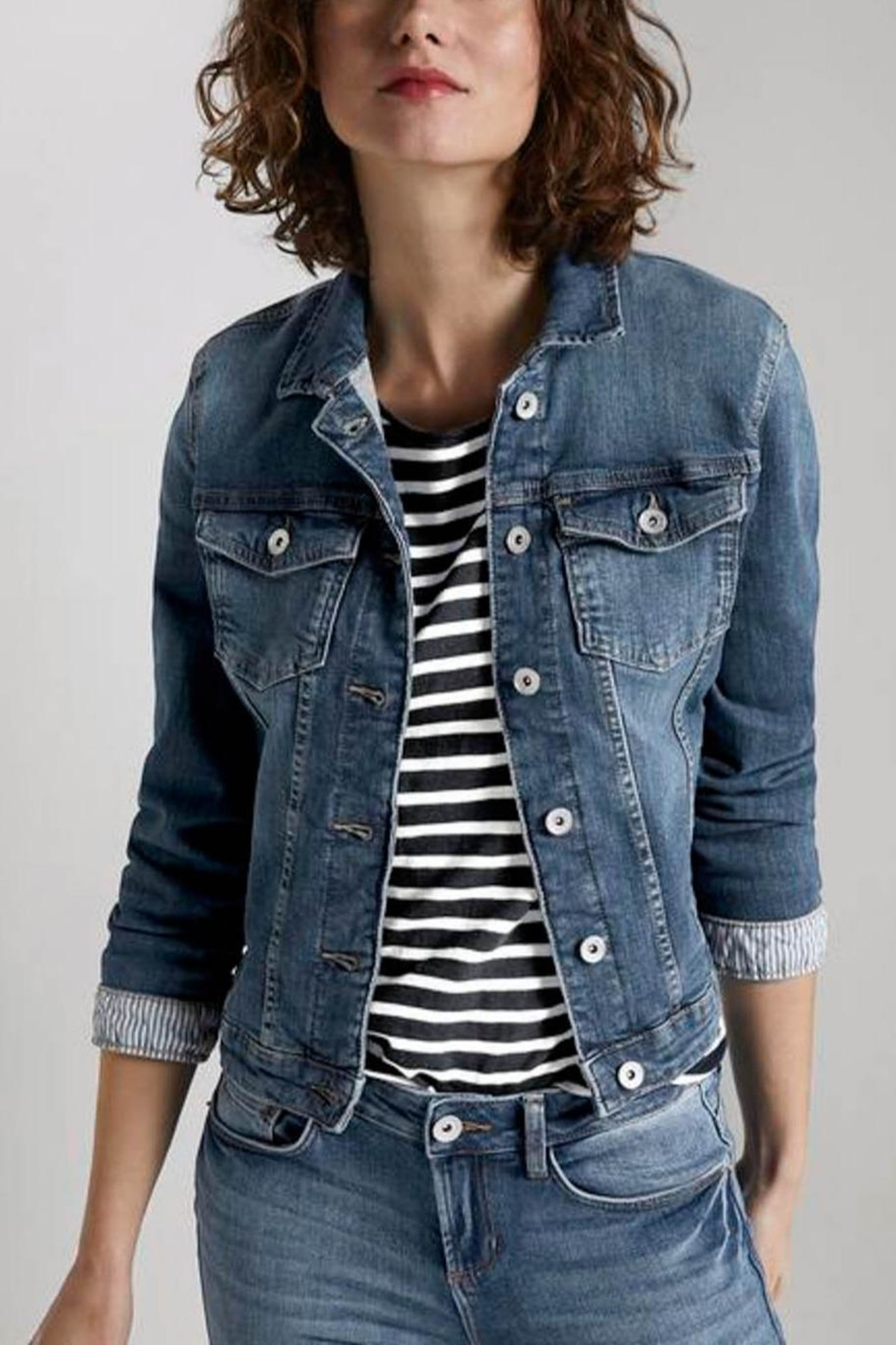 Tom Tailor Denim Jacket - Main Image