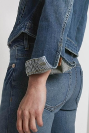 Tom Tailor Denim Jacket - Back cropped