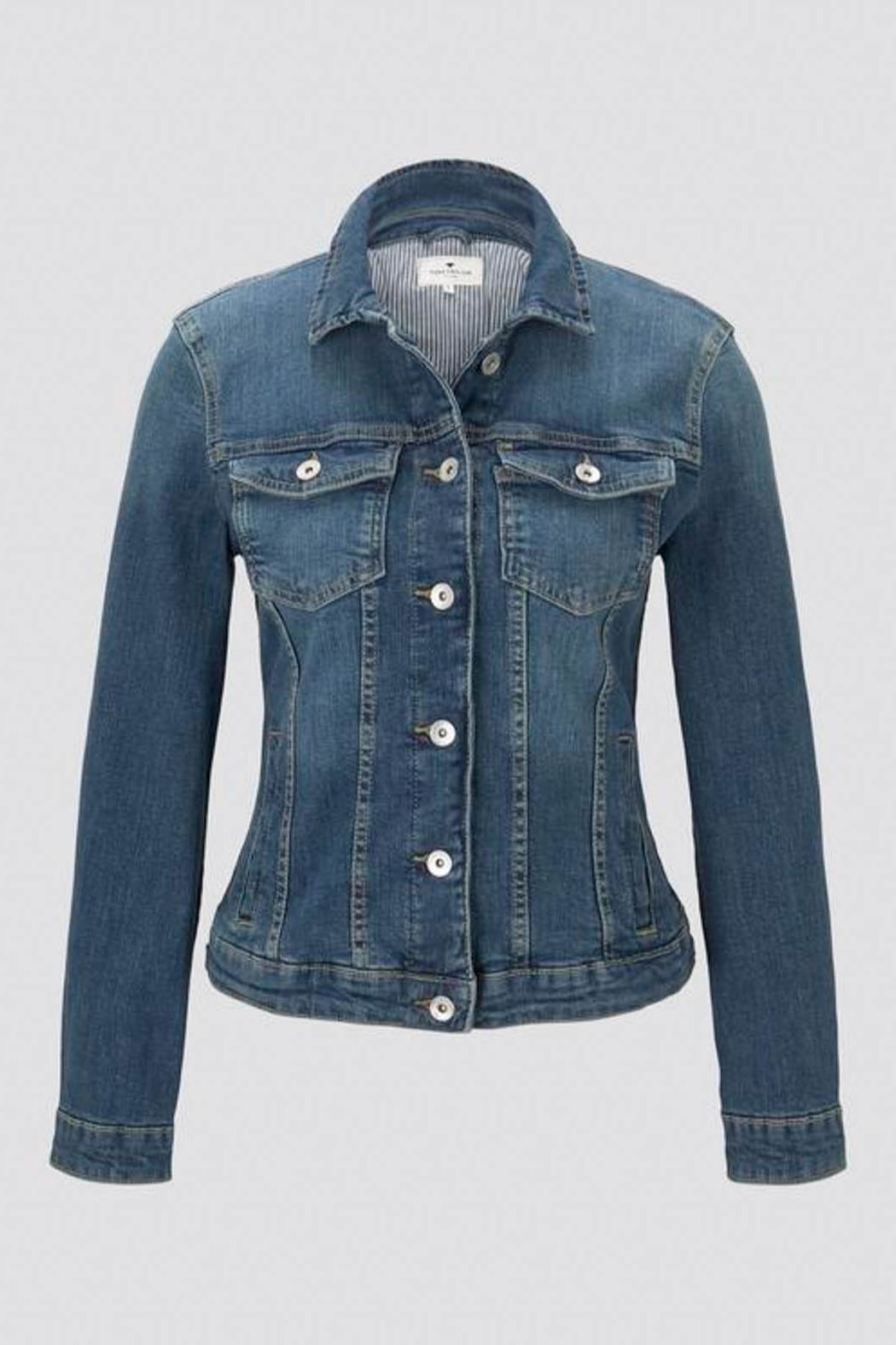 Tom Tailor Denim Jacket - Side Cropped Image