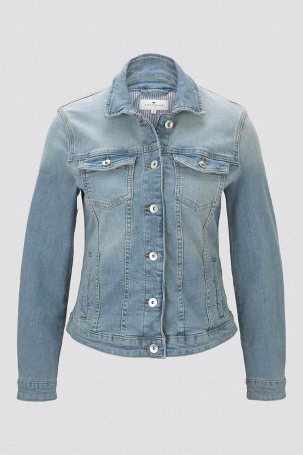 Tom Tailor Denim Jacket - Front Cropped Image