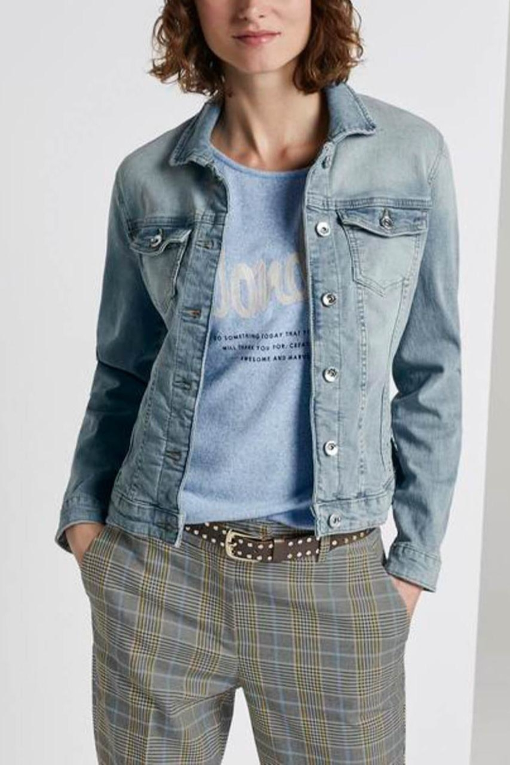 Tom Tailor Denim Jacket - Front Full Image