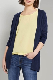 Tom Tailor Long Cardigan With Side Slits - Product Mini Image