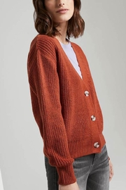 Tom Tailor Short Coarse Knitted Cardigan - Product Mini Image