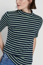 Tom Tailor Striped Turtleneck T-Shirt - Product Mini Image
