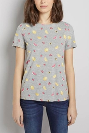 Tom Tailor T-Shirt With Fruit Print - Front cropped