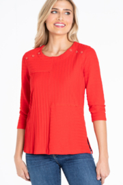 Multiples Tomato Red Top - Product Mini Image