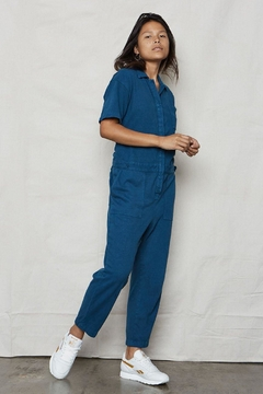 Back Beat Rags Tomboy Jumpsuit - Product List Image