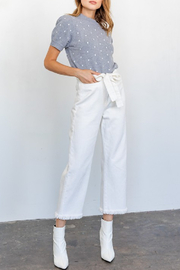 Gilli Tomi Wide Leg Jeans - Front cropped