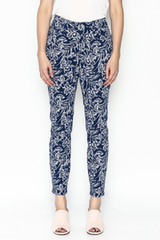 Tommy Bahama Hibiscus Print Jeans - Front full body
