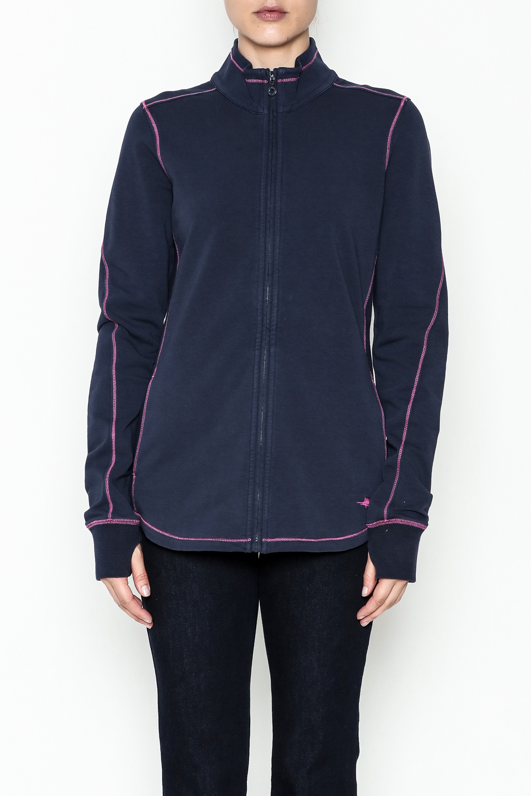 Tommy Bahama Jen And Terry Jacket - Front Full Image
