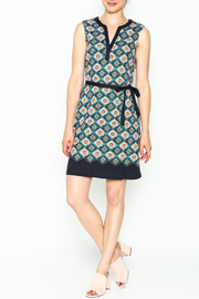 Tommy Bahama Triada Tile Dress - Front cropped