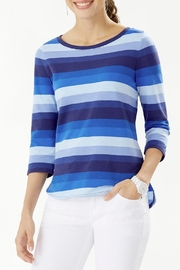 Tommy Bahama Away-We-Goa Stripe T-Shirt - Product Mini Image