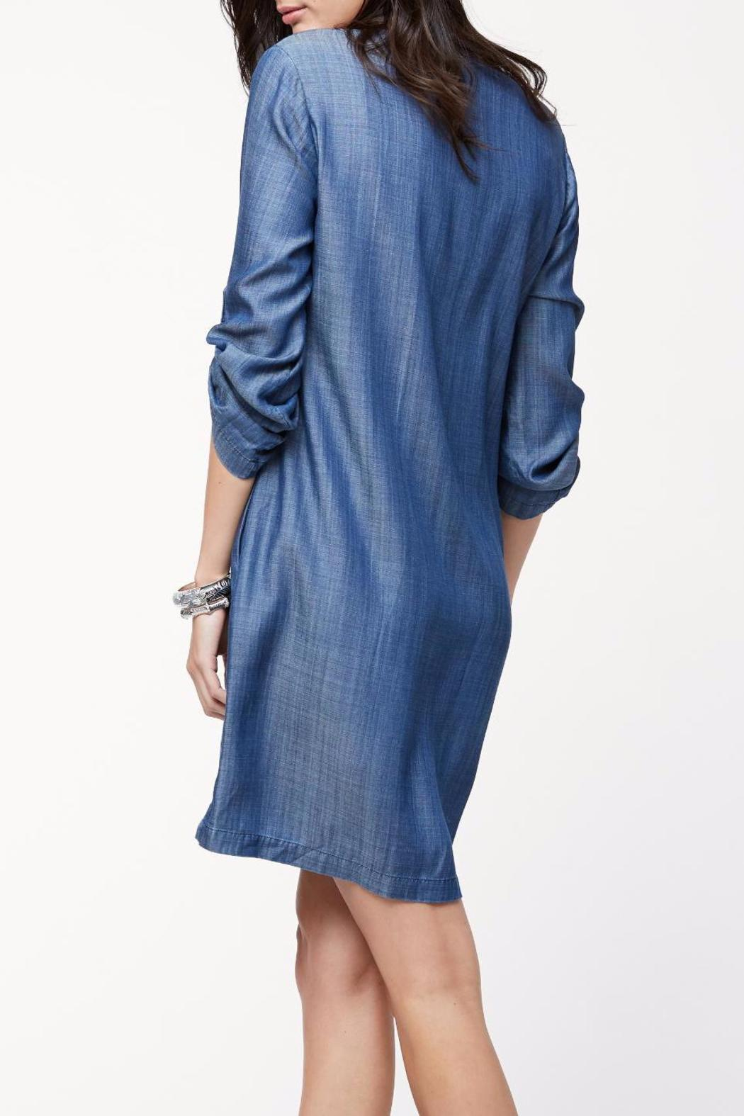 734261a43df Tommy Bahama Chambray All Day Shirt Dress from New Jersey by Le ...