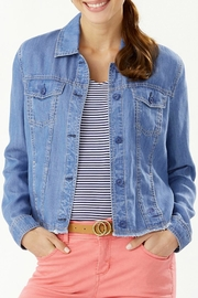 Tommy Bahama Chambray O'lei Jacket - Product Mini Image