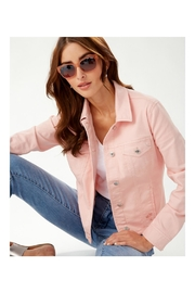 Tommy Bahama Ella Twill Jean Jacket - Product Mini Image