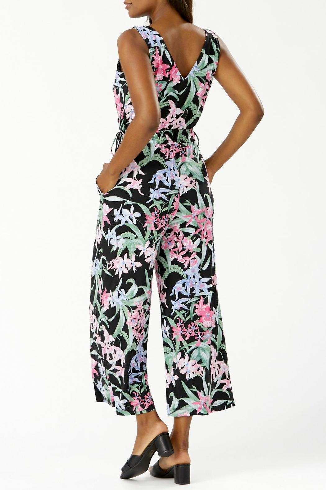 Tommy Bahama Orchid Isle Jumpsuit - Front Full Image