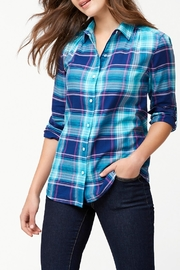 Tommy Bahama Plaid Shirt - Product Mini Image