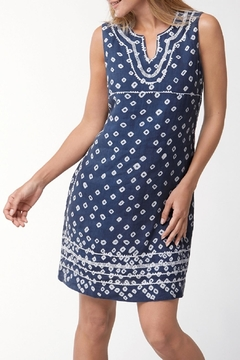 Shoptiques Product: Printed A Line Dress