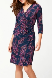 Tommy Bahama Tambour Faux Wrap Dress - Product Mini Image