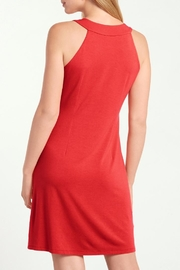 Tommy Bahama Tambour Notch Neck Dress - Front full body