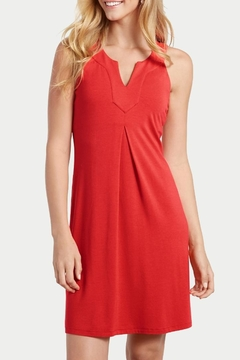Tommy Bahama Tambour Notch Neck Dress - Product List Image