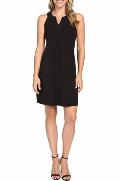 Shoptiques Product: Tambour Notch Neck Dress