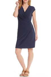 Tommy Bahama Tambour Side Gathered Dress - Product Mini Image