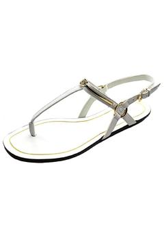 Tommy Hilfiger White Sandals - Product List Image