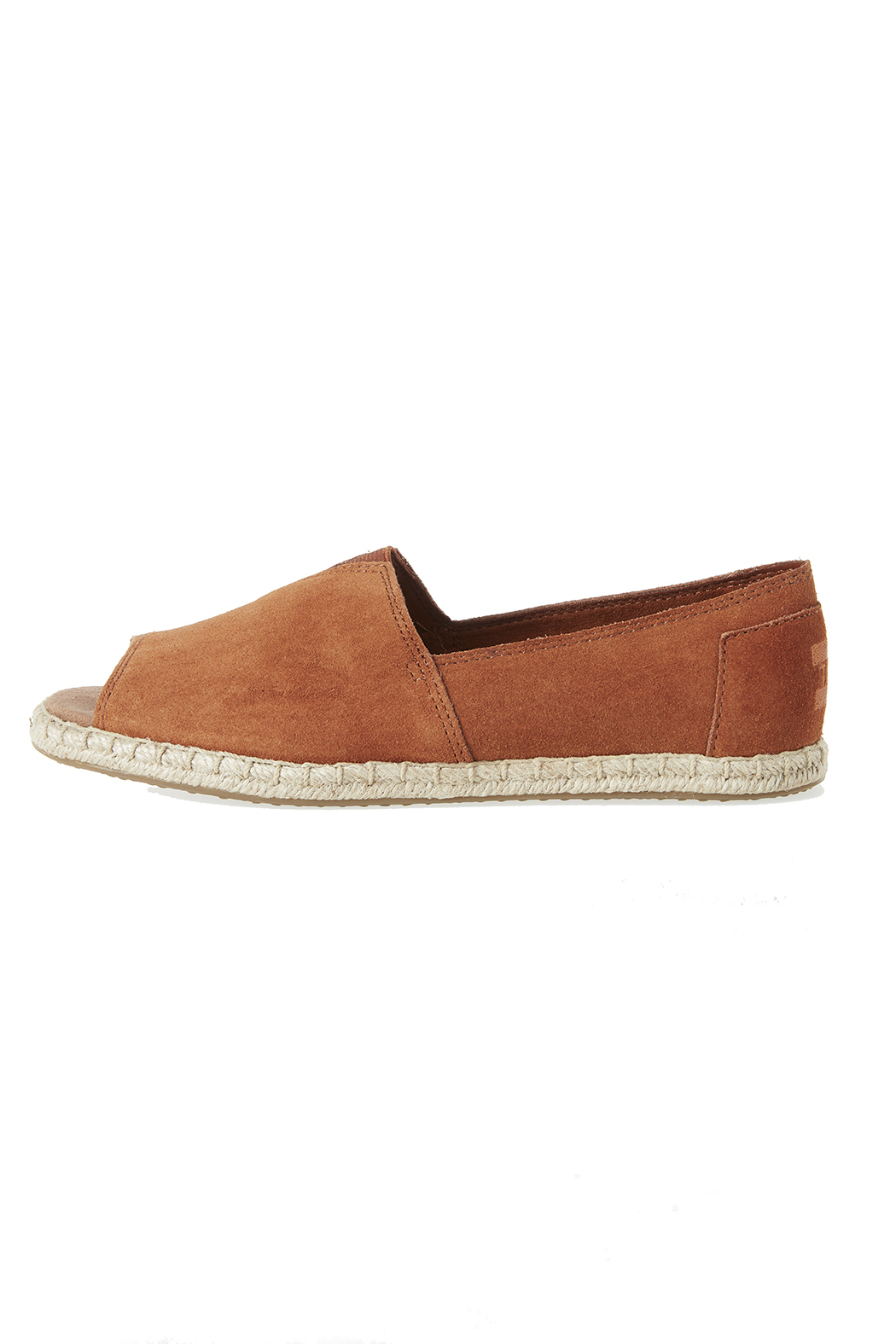 TOMS Alpargata Open Toe from Omaha by Roots + Wings — Shoptiques f4062e5f4ca