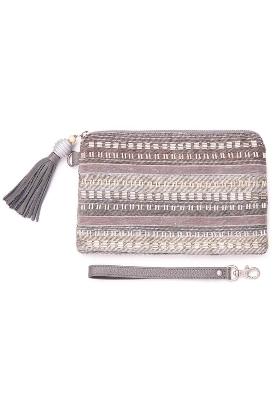 TOMS Beaded Party Pouch - Side Cropped Image