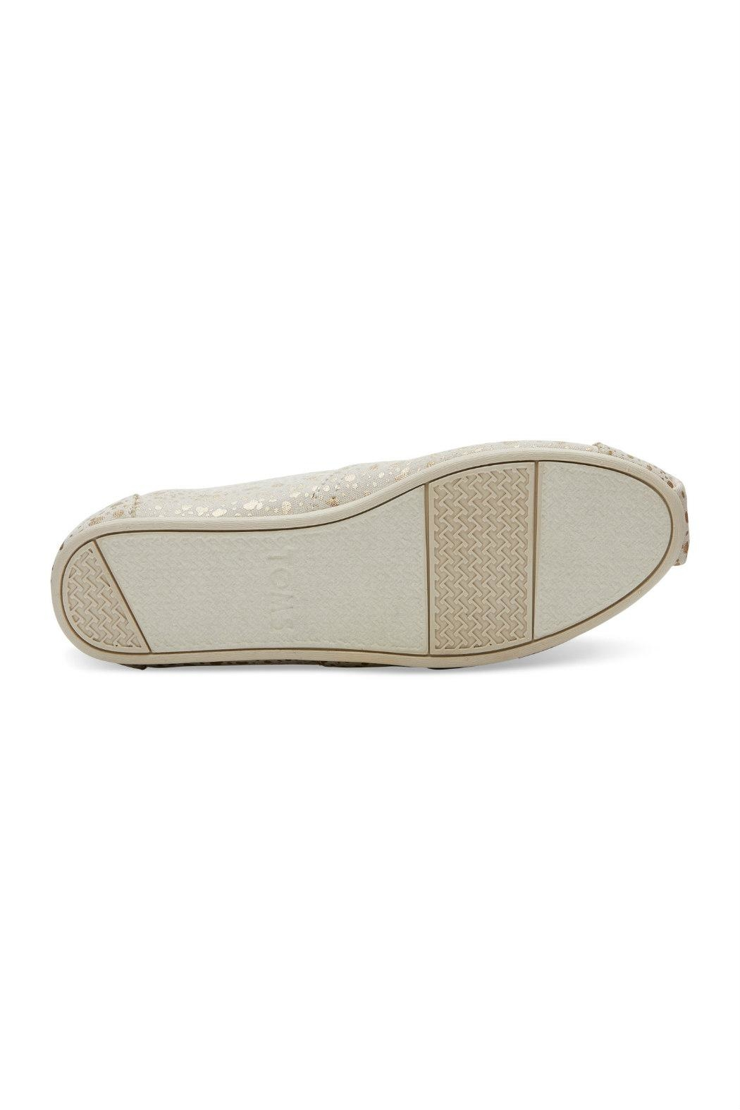 TOMS Classic Alpergata Shoes - Side Cropped Image