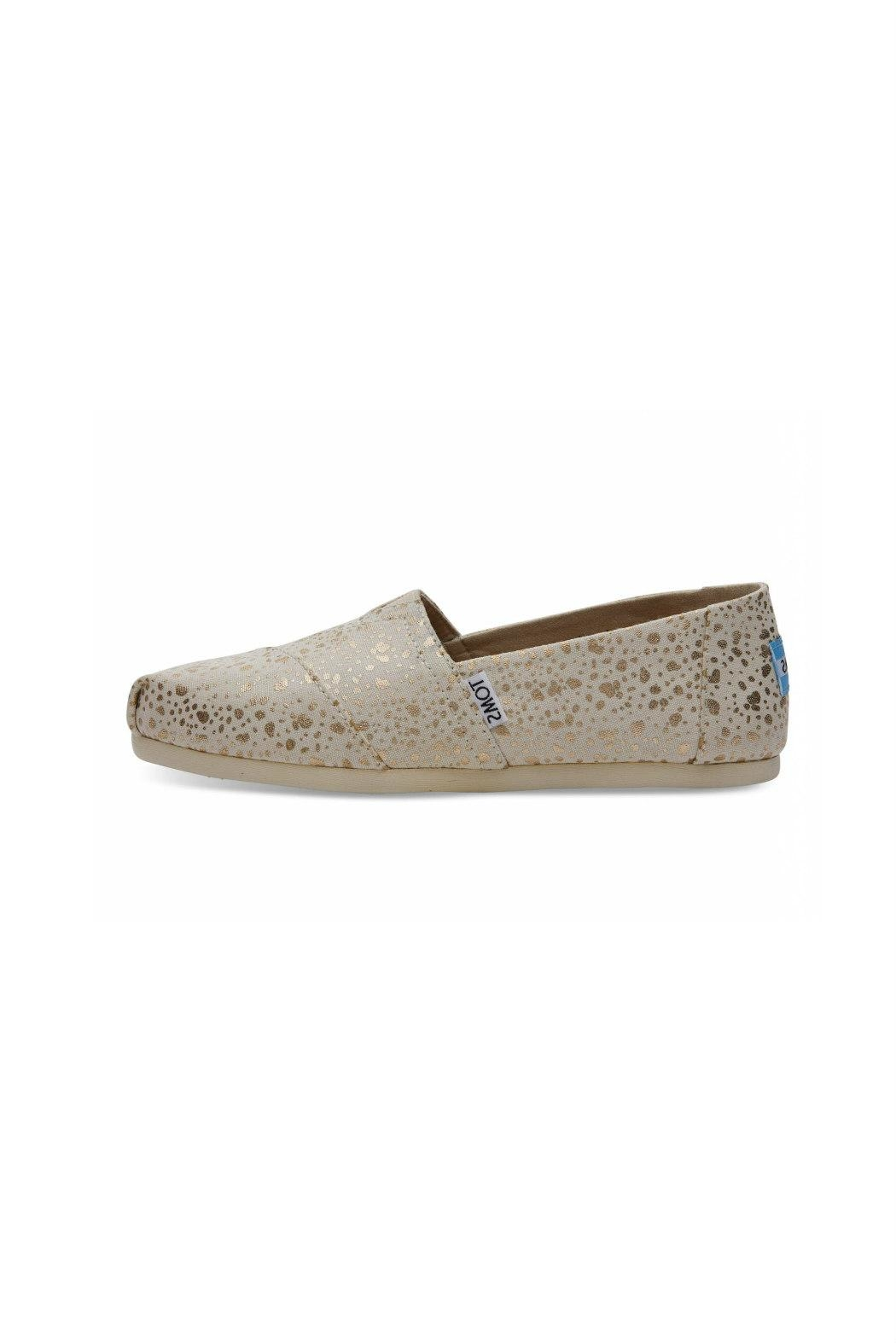 TOMS Classic Alpergata Shoes - Front Cropped Image