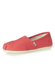 TOMS Classic Canvas Alpergata Shoes - Product Mini Image