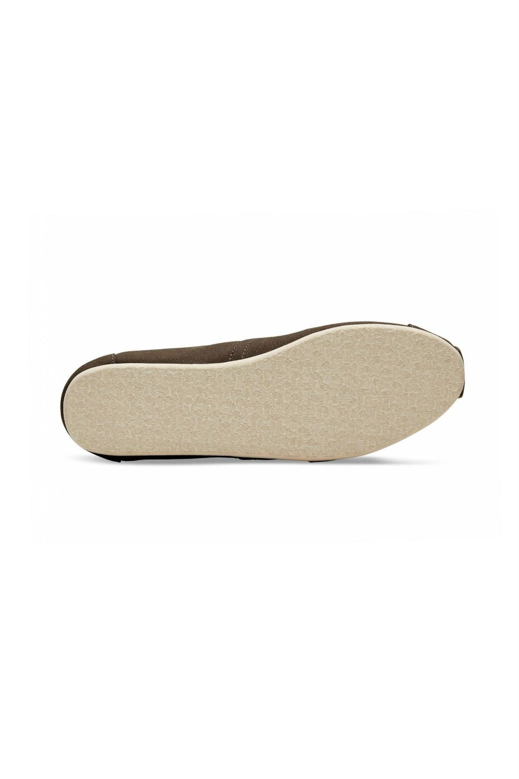 TOMS Classic Canvas Alpergata Shoes - Side Cropped Image