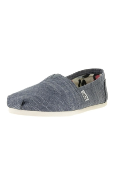 Shoptiques Product: Classic Chambray Alpergata Shoes