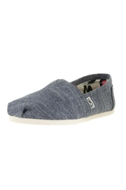 TOMS Classic Chambray Alpergata Shoes - Product Mini Image