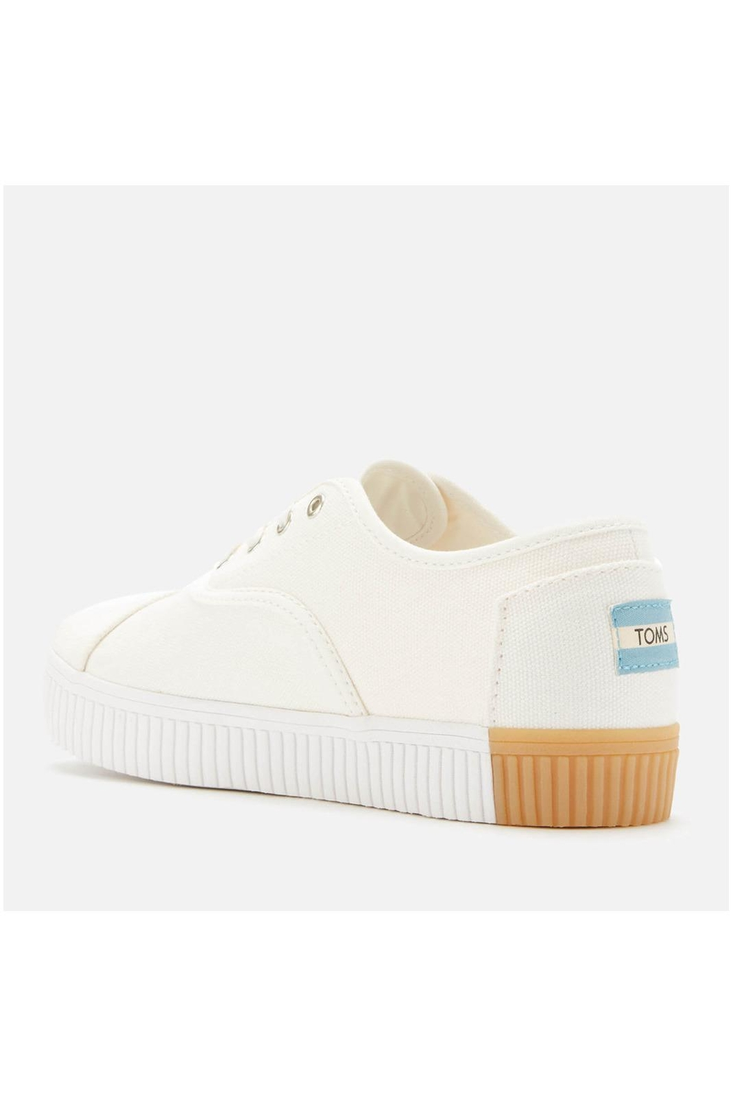 TOMS Cordones Shoe - Side Cropped Image