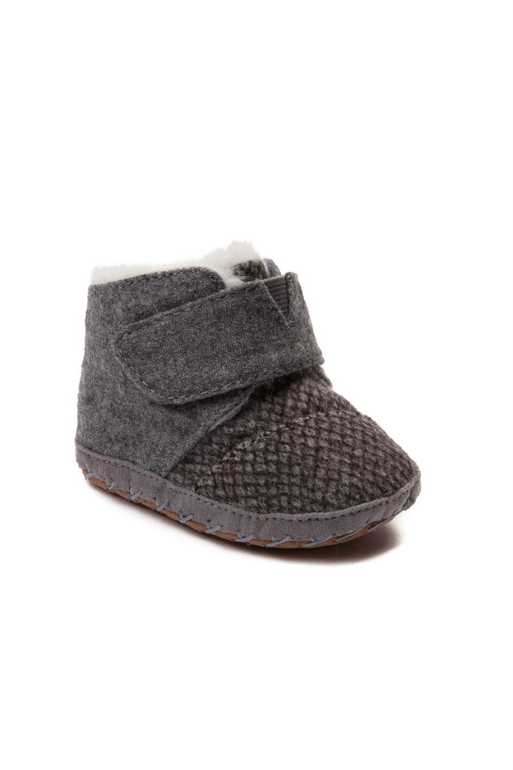 TOMS Cuna Crib Booties - Side Cropped Image