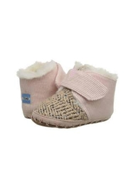 TOMS Cuna Crib Booties - Front full body