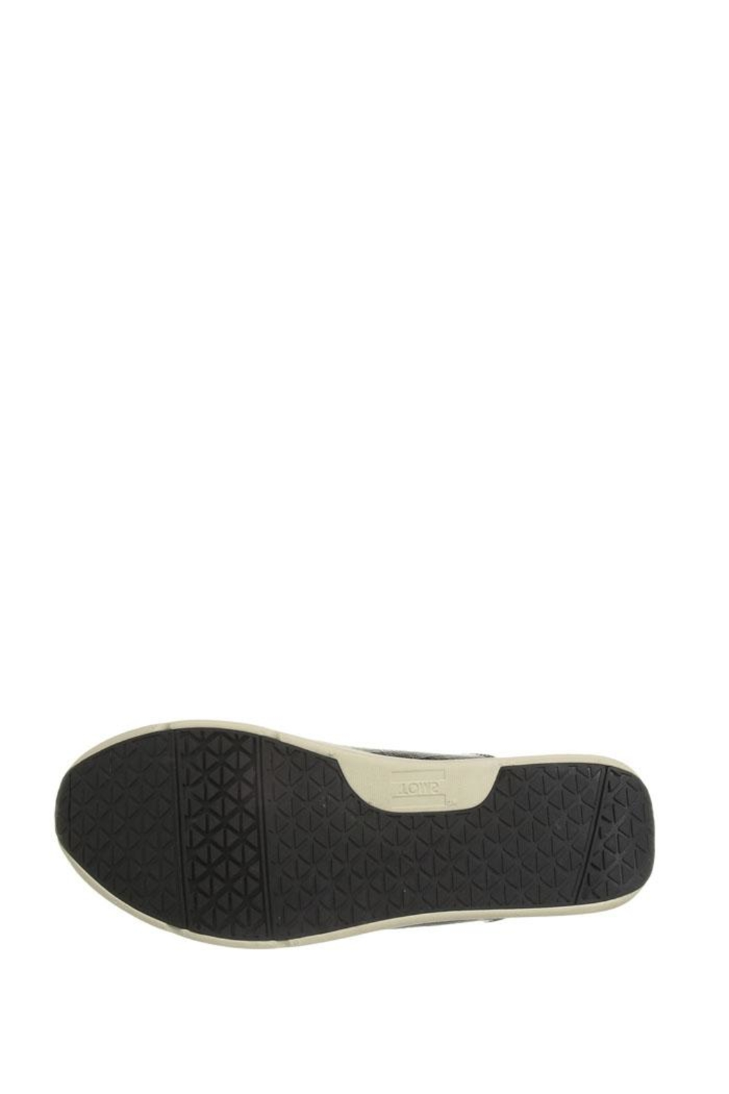 TOMS Del Ray Sneaker - Back Cropped Image