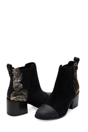 TOMS Esme Floral Bootie - Front full body