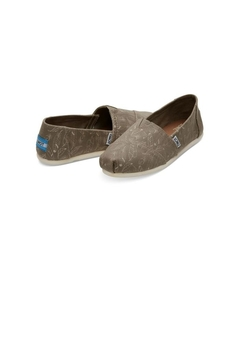 Shoptiques Product: Foil Feather Flats