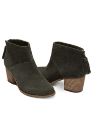 TOMS Forest Suede Bootie - Front full body