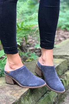 TOMS Toms Grey Mule - Alternate List Image