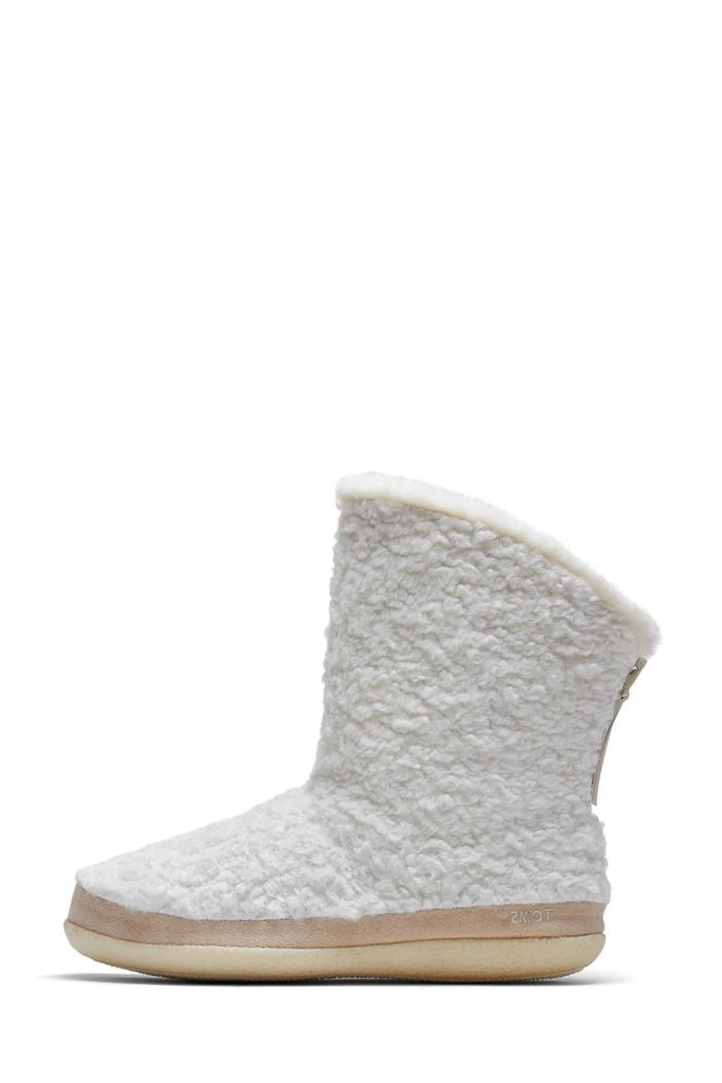 TOMS Inez Slipper Boot - Side Cropped Image
