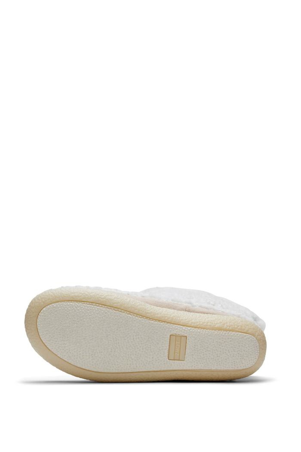 TOMS Inez Slipper Boot - Back Cropped Image