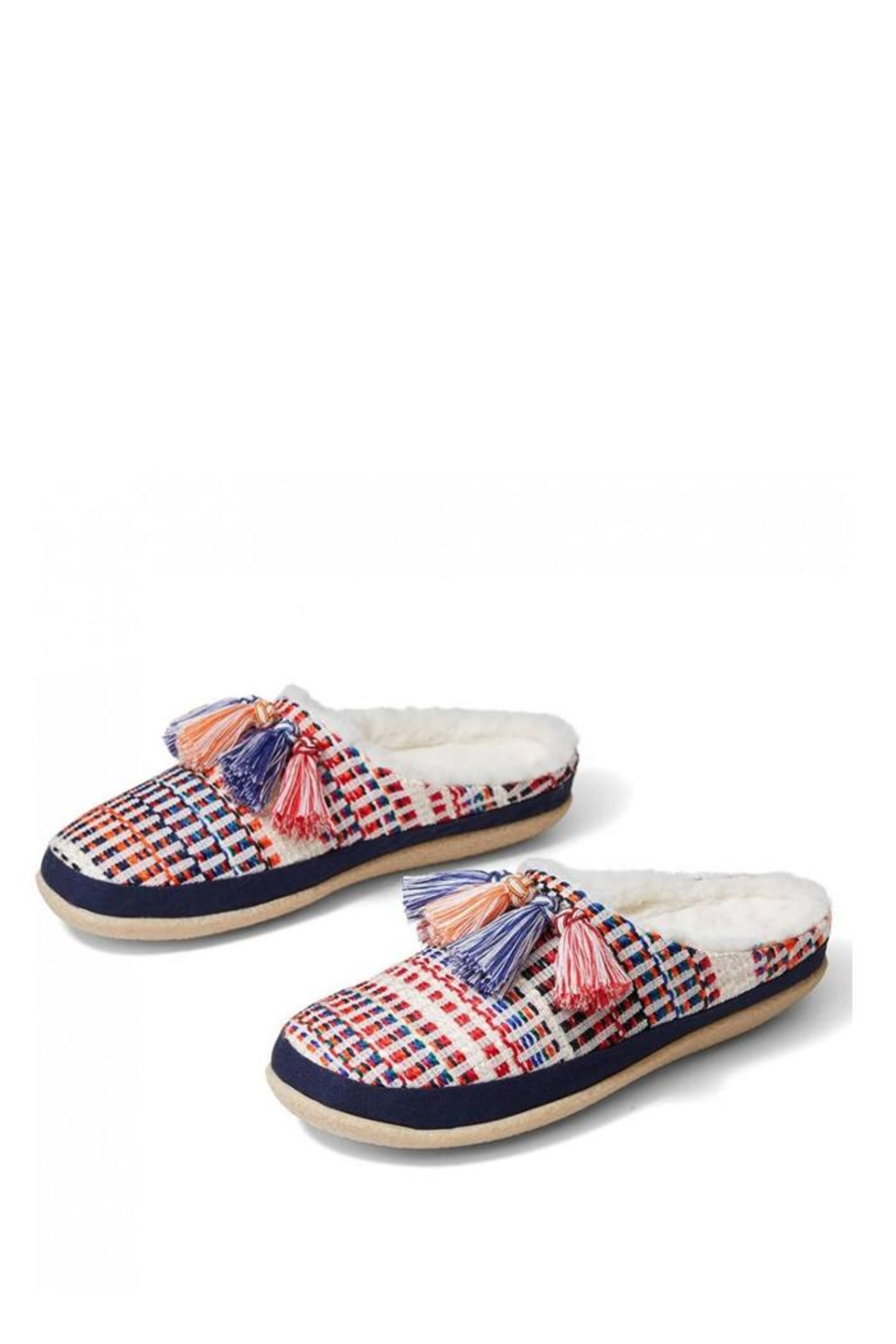 TOMS Ivy Mule Slipper - Front Full Image