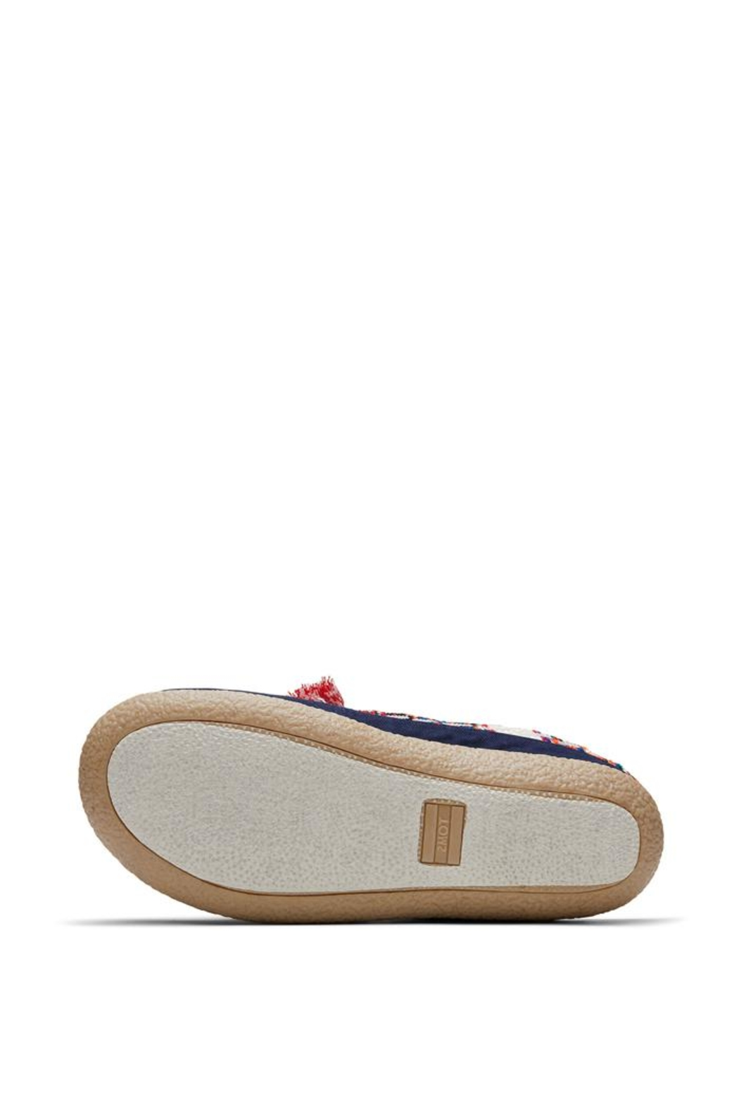 TOMS Ivy Mule Slipper - Back Cropped Image