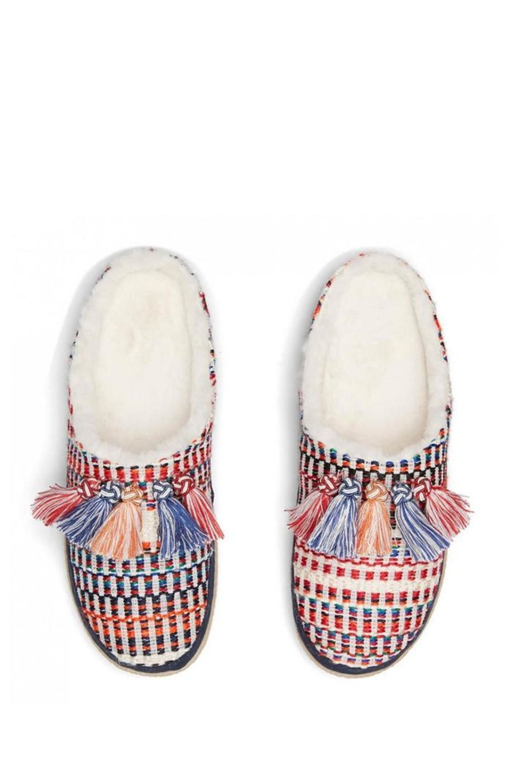 TOMS Ivy Mule Slipper - Side Cropped Image